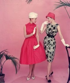 1950's: .... in Love with My Vintage Vogue...Oh My!