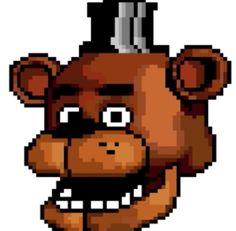 Pixel Freddy