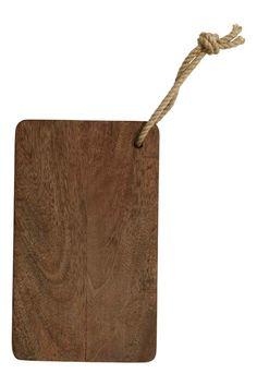 Tabla de cortar de madera | H&M