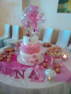 Cake baptism , battesimo  - Cake by Monica