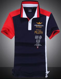 2017 summer new men's patchwork pattern boutique embroidery breathable cottonlapel Men's Air Force One Business polo shirt Polo Shirt Outfits, Polo Shirt Brands, Mens Polo T Shirts, Polo Shirt Embroidery, Air Force One, Dope Shirt, Mens Clothing Styles, Men's Fashion, 2017 Summer