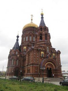 Церковь Богоявления Господня на Гутуевском острове, Санкт-Петербург