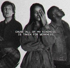 KINDNESS – TheyAllHateUs