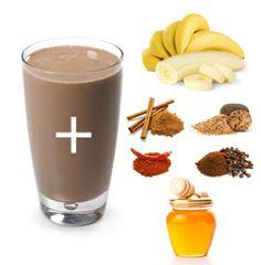 """""""Mexican Chocolate Banana"""" ShakeShakes for Weight Loss  anita51.isagenix.com"""