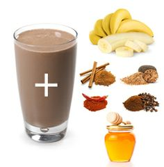 """Mexican Chocolate Banana"" ShakeShakes for Weight Loss  anita51.isagenix.com"