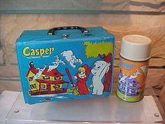 Casper lunch box