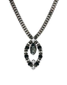 Image 1 ofDesignsix Venus Drop Necklace
