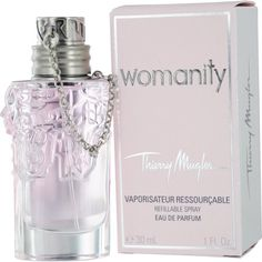Womanity by Thierry Mugler, 1 Ounce - List price: $58.00 Price: $22.00