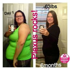Plexus before and after pic http://www.bbcox.myplexusproducts.com