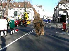 Narrenfest 2009 - Bad Cannstatt, Whittlesey Straw Bear