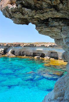 Cavo Greco Agia Napa Cyprus Mediterranean Sea Vacation Ideas Spots