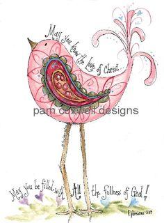 "Paisley Chick ""Pink"""