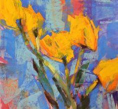 Tenacious Tulips Jennifer Evenhus