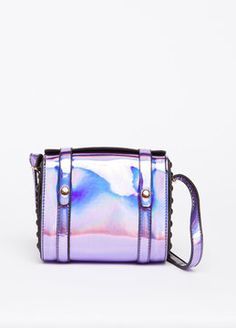 Abyss Purse #holographic #clutch