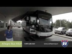 2014 Allegro Bus 45LP | Class A Diesel Motorhome Tiffin Allegro, Tiffin Motorhomes, Motor Homes, Rv Life, Rv Camping, Buses, Campers, Crossover, Tractors