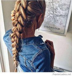 My amazing long braid