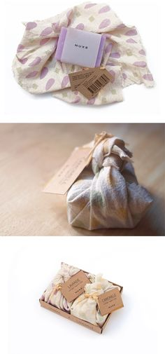 Soap packaging. Envi