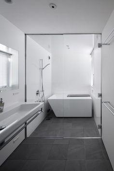 の浴室のデザイン:水廻りをご紹介。こちらでお気に入りの浴室デザインを見つけて、自分だけの素敵な家を完成させましょう。