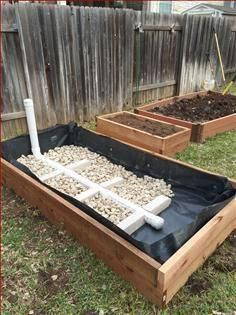 Wicking Garden Bed: Stage 2