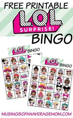 L.O.L. surprise activities