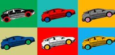 2013 Focus ST: What Colour Says About Your Personality