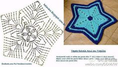 Crochet graphic images from Panda _ ~ ... light years sharing - heap Sugar