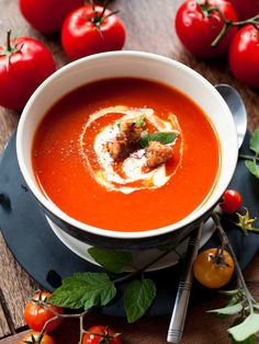 Thai Red Curry, Dinner, Ethnic Recipes, Soups, Food, Dining, Food Dinners, Essen, Eten