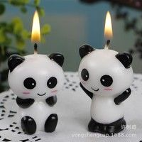 Name: candles Brand: happy party Material: green wax Process: coloured drawing or pattern Product co