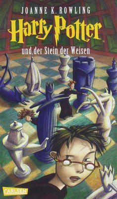 Der Klassiker aus England: Harry Potter und der Stein der Wesen von Joanne K. Rowling