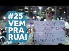 História #25 - Vem pra rua ESTUDE ONLINE E GRATIS www.examtime.com.br