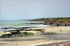 La Plage de Magouero à Plouhinec (Morbihan) : Les 20 plus belles plages de France - Linternaute