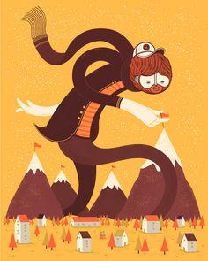 Best Alpinist Ever . FreakLand ♥