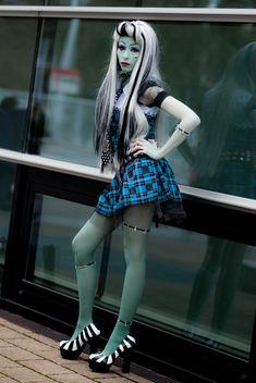 Sexy monster high costumes