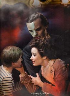 Look With Your Heart - Love Never Dies Christine's death - Sierra Boggess and Ramin Karimloo