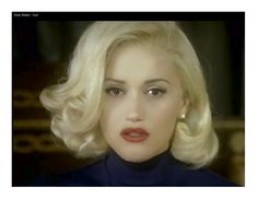 Cool by Gwen Stefani | Gorgeous makeup and hair