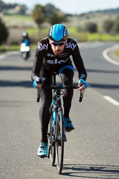 Bradley Wiggins - Team Sky