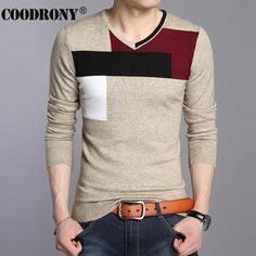 High Quality Autumn Winter Soft Warm Knitted Cashmere Sweater Men Christmas Sweaters Casual V-Neck Pullover Men Pull Homme Cashmere Sweater Men, Cashmere Wool, Men Sweater, Thick Sweaters, Pullover, Sweater Fashion, Mens Sweatshirts, Christmas Sweaters, Men Casual