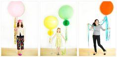 HUGE balloons!
