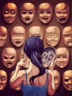 SMILEY Alors, quel masque vais-je porter aujourd'hui ?