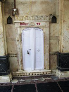 Bhagwati Maa Shri Karni Rat Temple Deshnok Bikaner INDIA