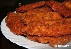Ropogós-fűszeres csirkefalatok ~~ NOSALTY