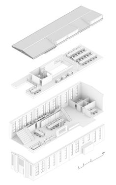 images about architectural drawings on pinterest    jingyuan no   transformation   c  architects