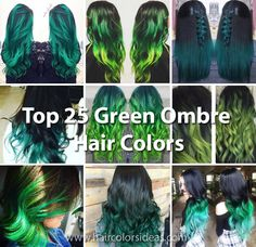 See related links to what you are looking for. Turquoise Hair Color, Teal Hair, Hair Color For Black Hair, Green Hair, Hair Color Streaks, Ombre Hair Color, Peacock Hair, White Blonde Hair, Shaggy Bob