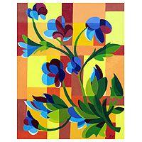 'Flower Grid'