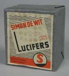 Simon De Wit - lucifers