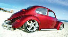 Beach Bomb VW