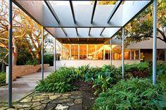 Richard Neutra, 1934 - The Anna Sten and Eugene Franke House, 126 Mabery Road, Santa Monica CA