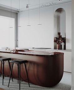 AuBergewohnlich Minimal Kitchen #home #style. Küchen DesignKüche EinrichtenEinrichten ...