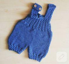 örgü mavi bebek tulumu Knitting For Kids, Baby Knitting Patterns, Culottes, Other Outfits, Crochet Projects, Baby Kids, Knit Crochet, Diy And Crafts, Rompers