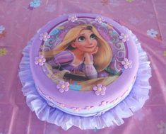 torta de rapunzel - Buscar con Google